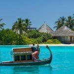 【四季福利】马尔代夫库达呼啦岛四季酒店——水疗+午餐超值优惠套餐等你来抢